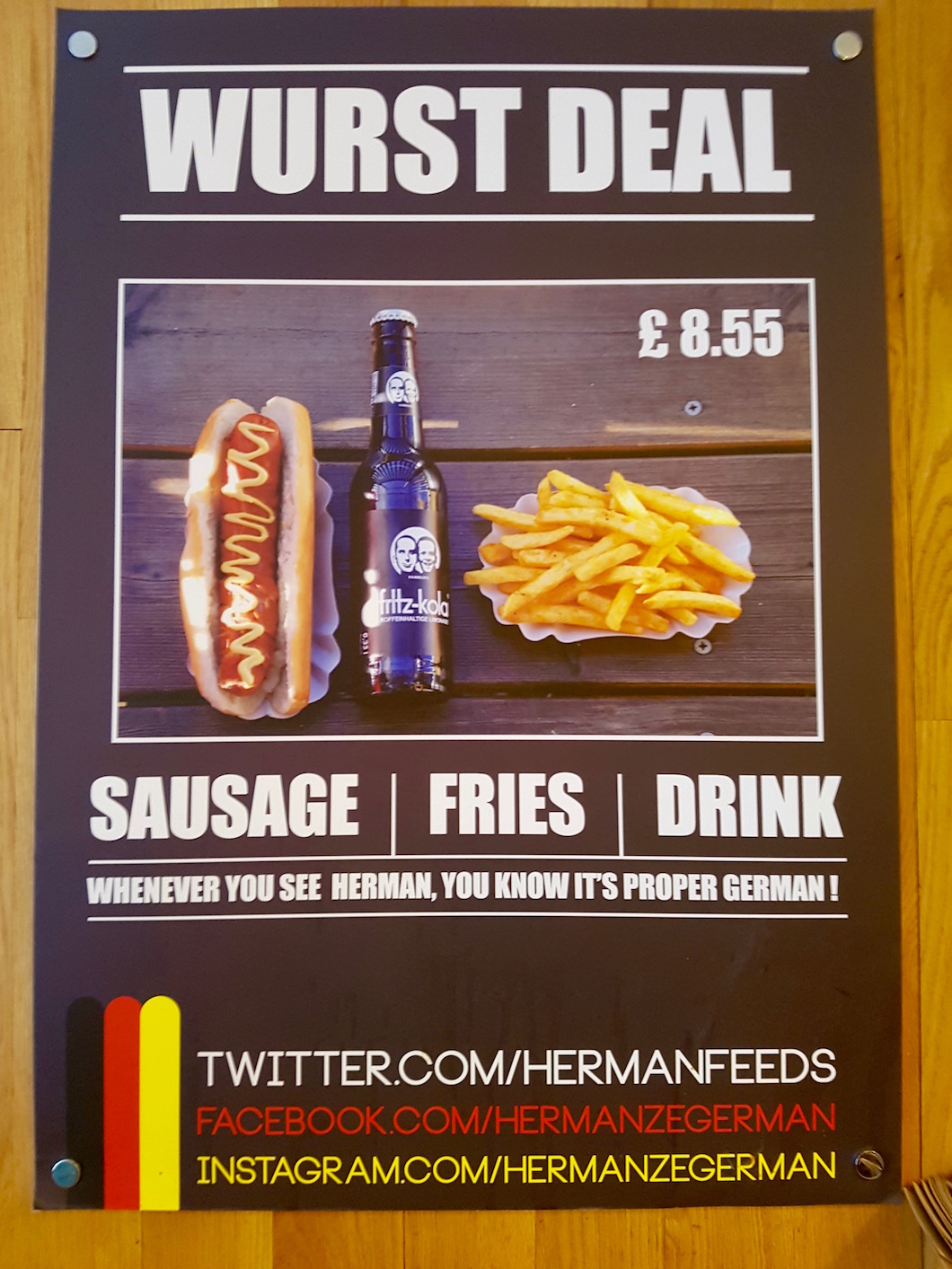 wurst deal_sausage_herman ze german