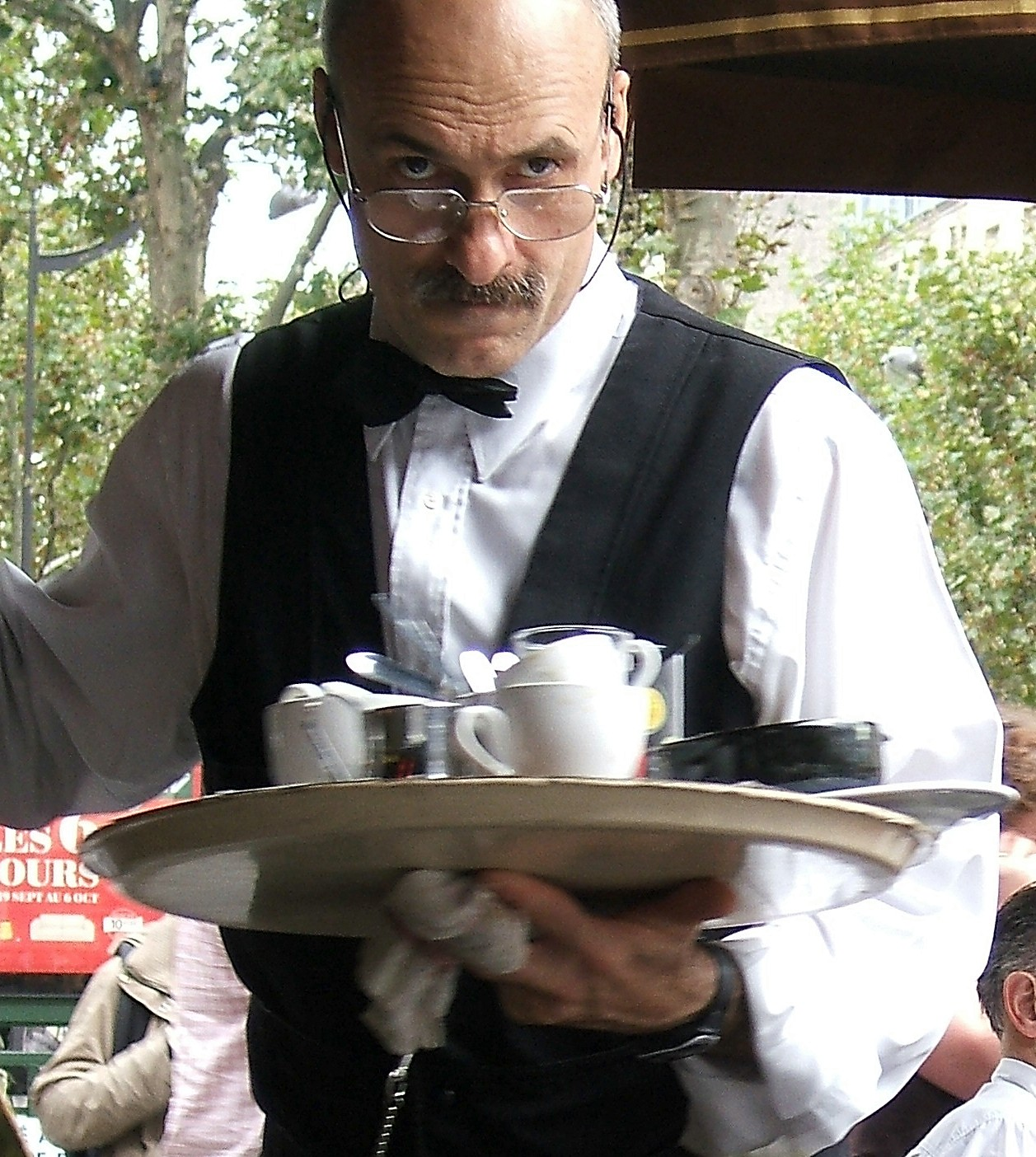waiter_Christina Campisi_Flickr